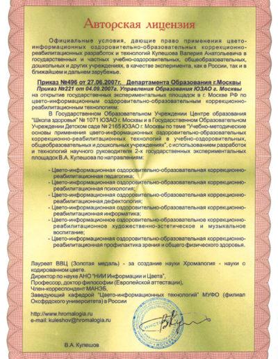 Авторская лицензия